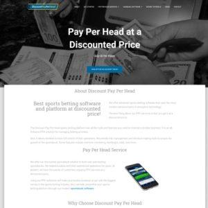 DiscountPayPerHead.com sportsbook Pay Per Head Review