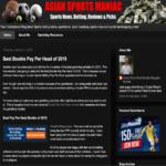 Asian Sports Betting