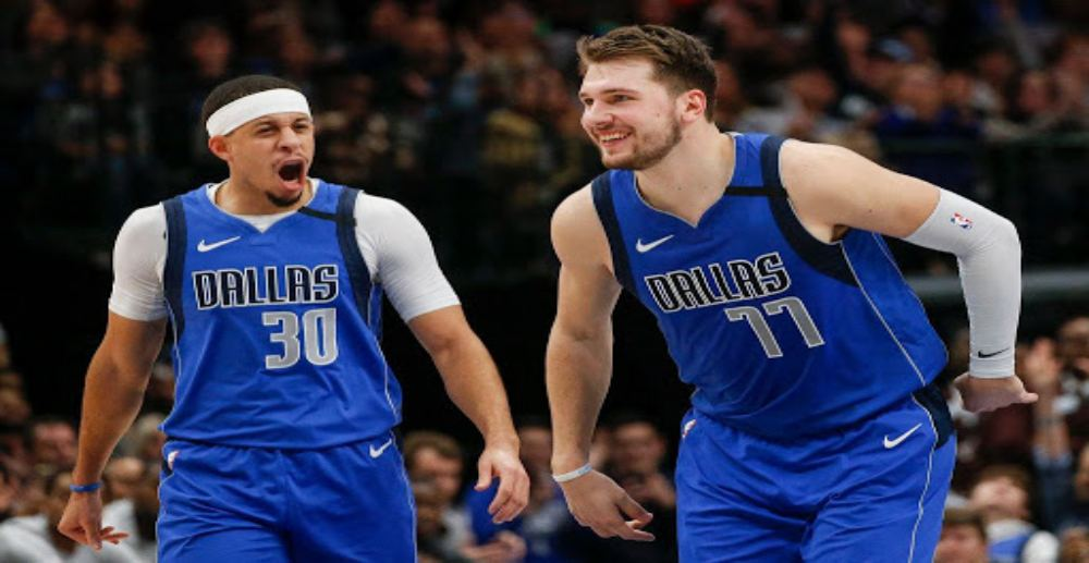 Mavericks Make it To Playoffs, Without Dirk