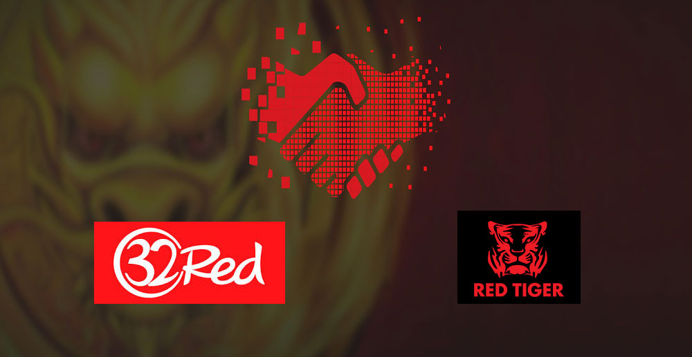 Red Tiger Gaming Establish A Partnership with 32Red Casino