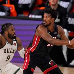 Bucks vs Heat Betting Picks – NBA Playoffs Predictions