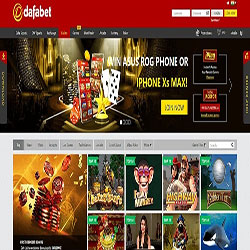 Dafabet Casino Review