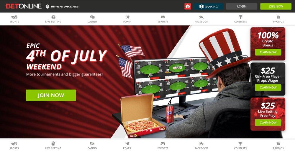 BetOnline.ag Sportsbook Reviews