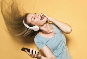 Pop Music is Faster and Happier