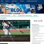 PricePerPlayer Blog