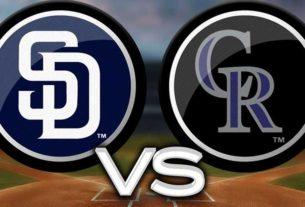 San Diego Padres vs Colorado Rockies Betting Pick – MLB Predictions