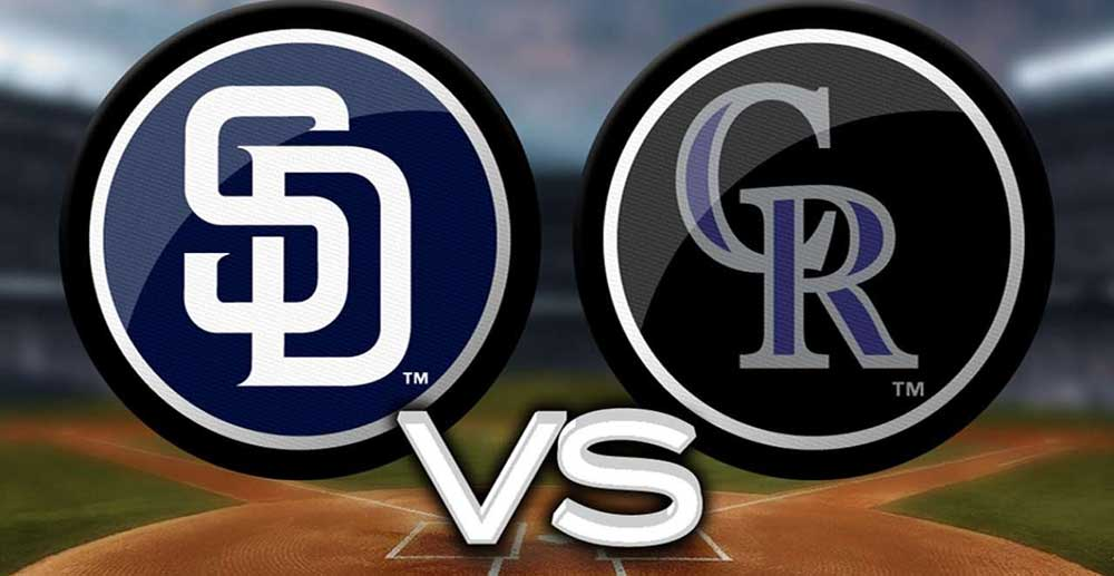 San Diego Padres vs Colorado Rockies Betting Pick – MLB Predictions