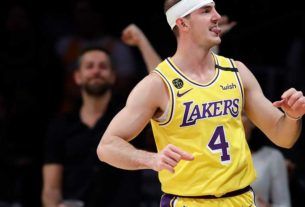 Lakers Alex Caruso Wants More Playing Time in WCF