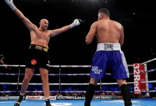 Tyson Fury Announced Next Fight Against Unknown Opponent
