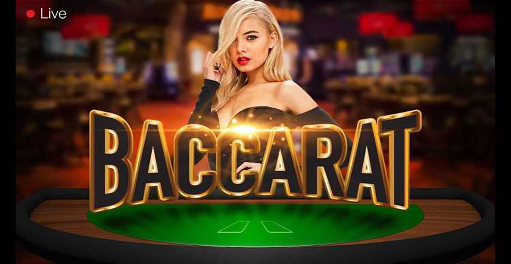 Live Casino Baccarat Tutorial
